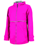 Pink Ladies New Englander Rain Jacket