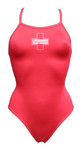 Border Patrol LWB Women's Lifeguard Swimsuit