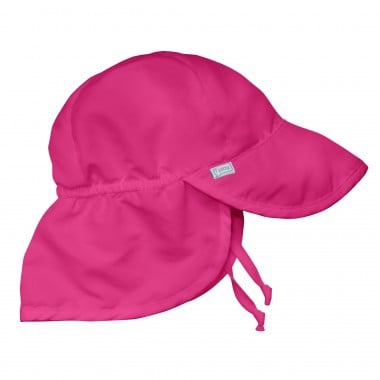 Children's Solid Flap Sun Protection Hat