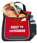 Built to Lifeguard Lunch Cooler