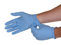 Nitrile Gloves - Latex Free Box of 100