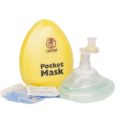 Laerdal Pocket Mask With Case