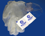 11794 CPR Face Shield with Gloves & Alcohol Wipes