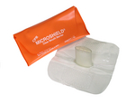 CPR Microshield With Foldover Pouch