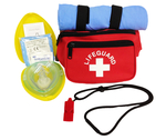 206CHLS Lifeguard Hip Pack Combo Package