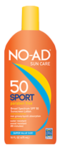 NO-AD Sport Sunscreen Lotion SPF 50 16oz.