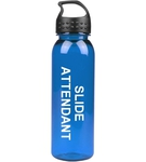 24 oz. Slide Attendant Water Bottle