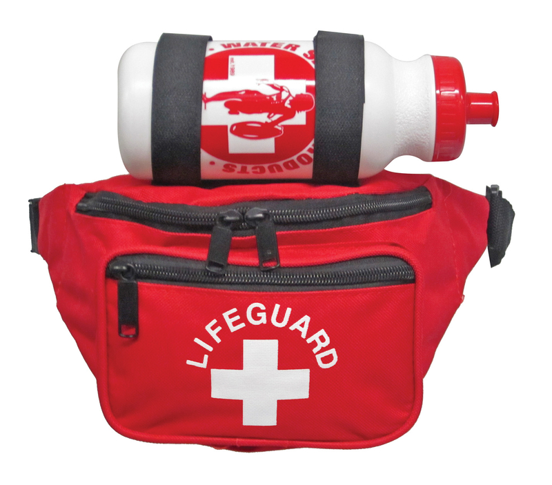 Lifeguard Hip Pack With Logo Lifeguard Fanny Pack