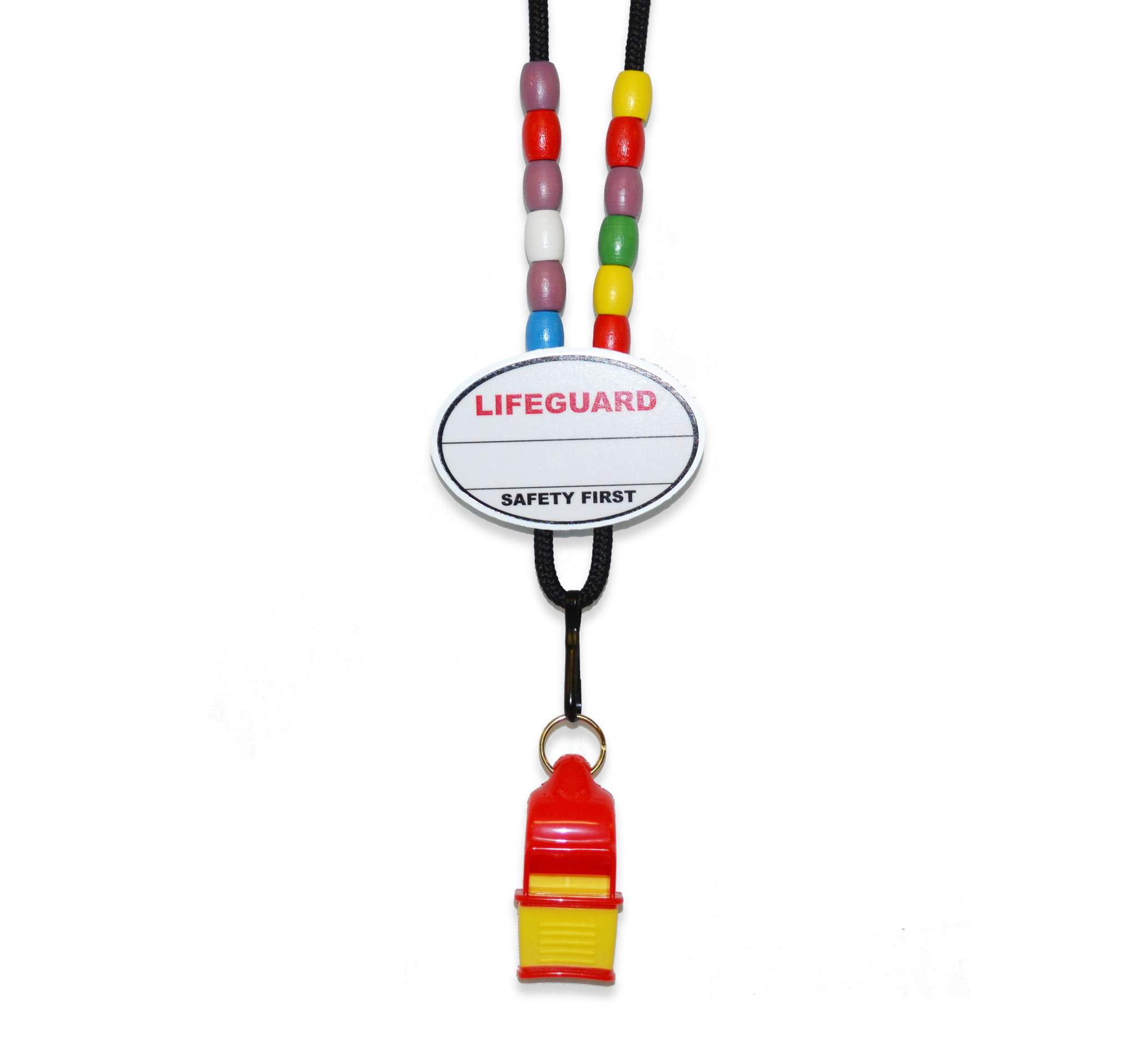Whistle Break-a-way Lanyards Coaches' & Referees' Gear