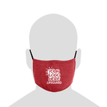 Custom 3-PLY Elastic Strap Face Mask 5pk