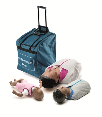 Laerdal Little Family Pack Dark
