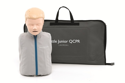 Laerdal Little Junior with QCPR feedback