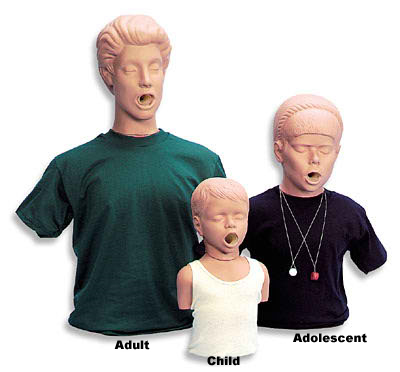 Adolescent Choking Manikin