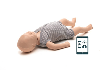 Laerdal Little Baby Manikin with QCPR feedback
