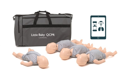 Laerdal Baby Anne QCPR 4-pack