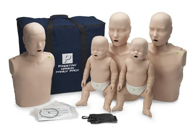 Prestan Family Pack with CPR Monitor