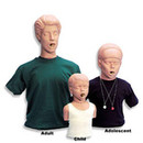 Choking Manikins