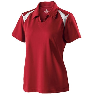 Ladies' Dry-Excel Laser Polo