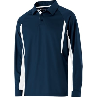 Avenger Polo Long Sleeve