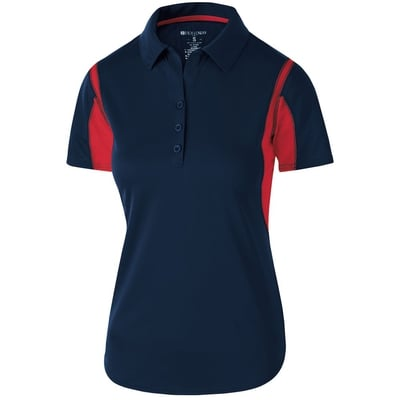 Ladies Dry Excel Integrate Polo