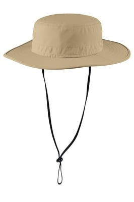 UPF 30 Outdoor Wide-Brim Hat