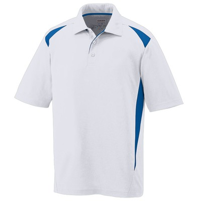 Men's Moisture Wicking Premier Polo