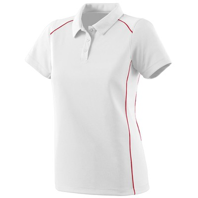Ladies' Moisture Wicking Sport Polo