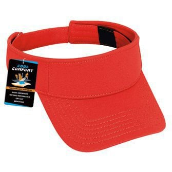 Cool Comfort Performance Mesh Visor