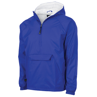 Cotton Lined Pack-N-Go Pullover