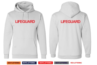 Lifeguard Sweatshirt (Pullover)