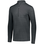 Men's Striated 1/2 Zip Pullover
