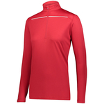 Ladies Dry Excel Defer 1/2 Zip Pullover