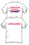 Lifeguard Safety Team T-Shirt
