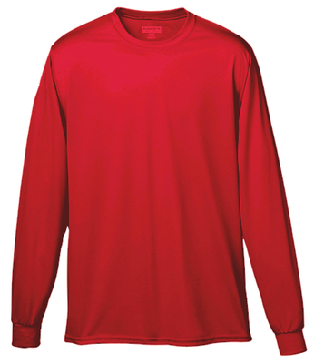 Moisture Wicking Long Sleeve T-shirt