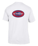 Moisture Wicking Water Safety Staff Short Sleeve T-Shirt