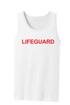 Lifeguard Tank Top