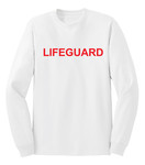 Lifeguard Long Sleeve Shirt