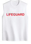 Lifeguard Sleeveless Shirt