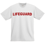 Lifeguard Short Sleeve Tech Shirt