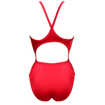 Thin Strap Lifeguard Swimsuit